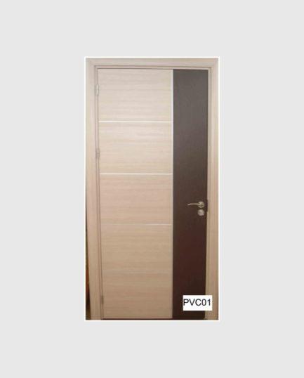 Μεσόπορτα PVC01