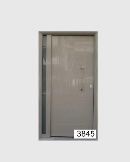Πόρτα Εισόδου Πολυκατοικίας 3845
