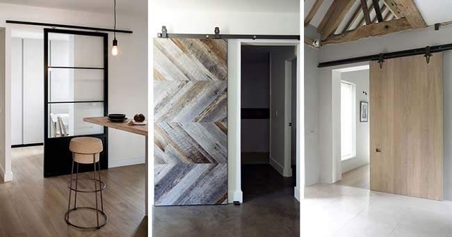 Πόρτες εσωτερικού χώρου – Ιδέες